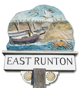 East Runton, north Norfolk
