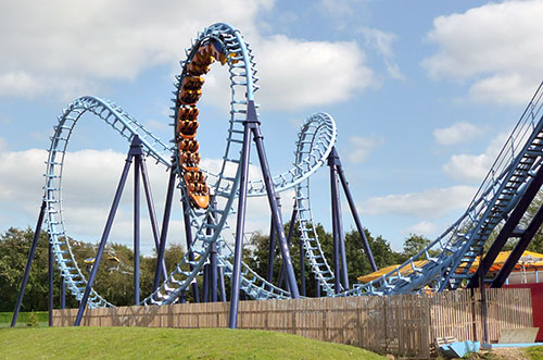 Pleasurewood Hills Theme Park